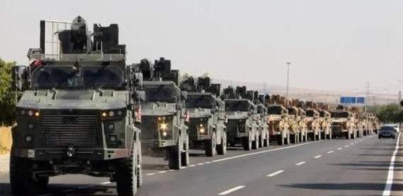 声东击西?叙政府军夺回东部油田 坦克和战车集结伊德利仆开打