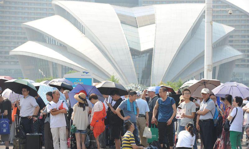 世界集邮展在汉开幕 看看啥是真正的邮迷