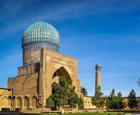 中亚五国中最时候旅游的国家——乌兹别克斯坦