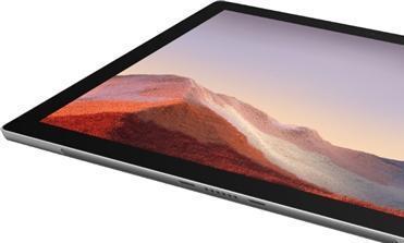 微软Surface Pro 7/Laptop 3/ARM版集体曝光