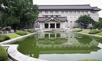 东京国立博物馆,了解日本历史和传统的好地方,还有中国文物收藏