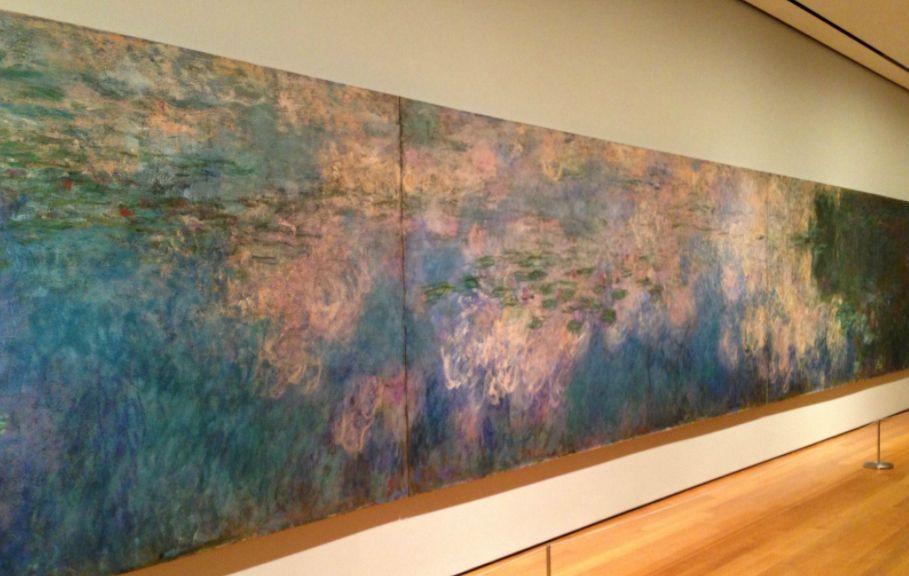 纽约现代艺术博物馆,世界最知名的现当代美术博物馆!