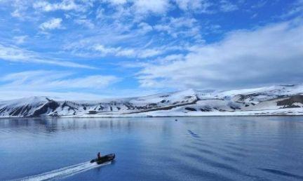 """南极洲的必经之地——""""魔鬼海峡""""德雷克"""