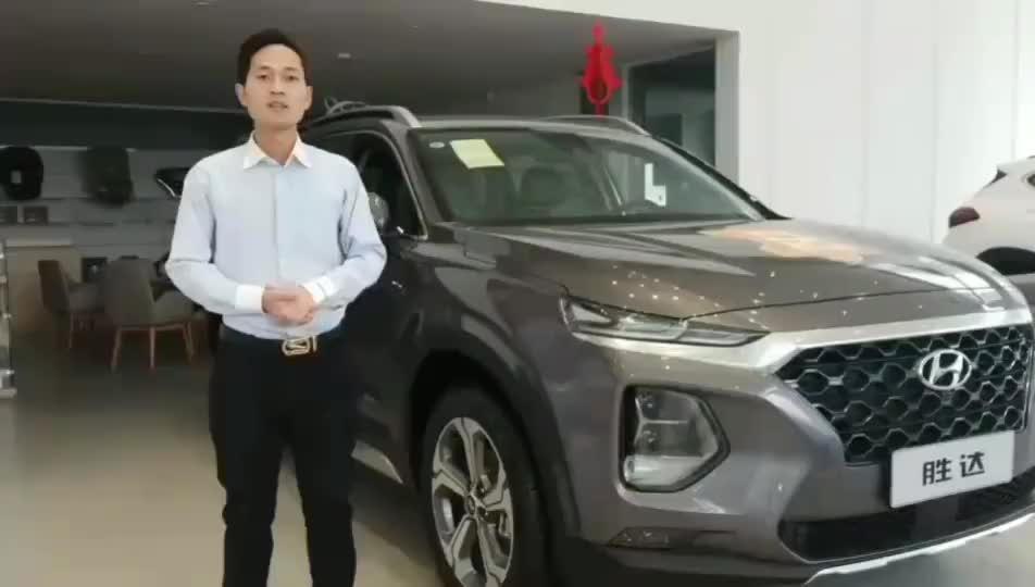视频:说车大赛109号解高祥--第四代胜达--菏泽昌信北京现代