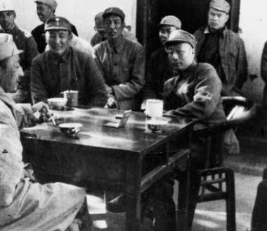 没独立建制、没指挥机构、没班子成员,华北野战军的特殊角色