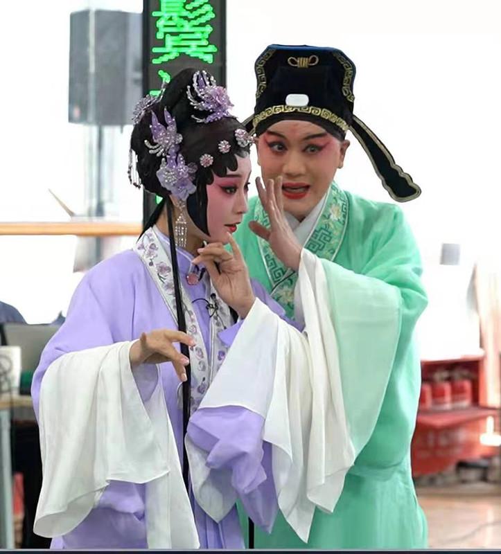 北方昆曲剧院大型原创昆曲《清明上河图》将首演。