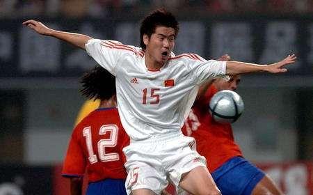 那凌空一射,险些谱写中国足球在世界杯篇章!忆肇俊哲