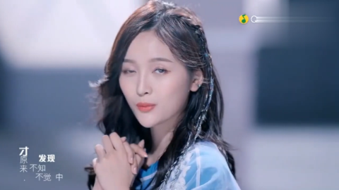 火箭少女101《Light》第二波主打曲MV,温柔的慢歌,吴孟拥抱