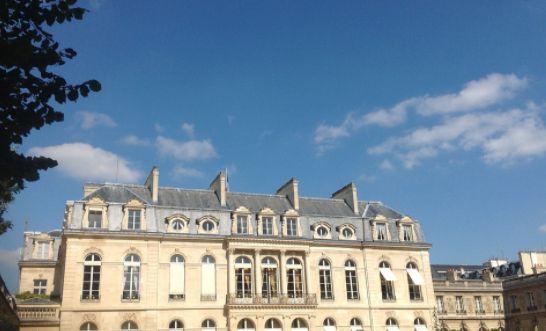 """各国总统的居住""""宫殿""""之一,法国爱丽舍宫,宛如一座博物馆"""
