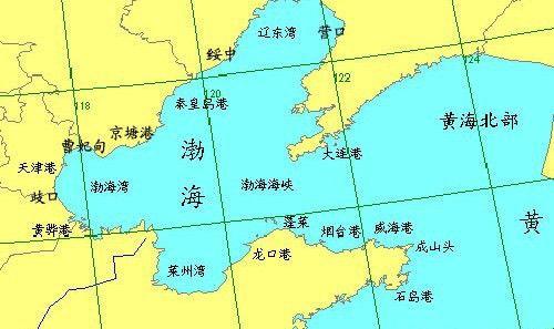 渤海——古老而悠久的北海