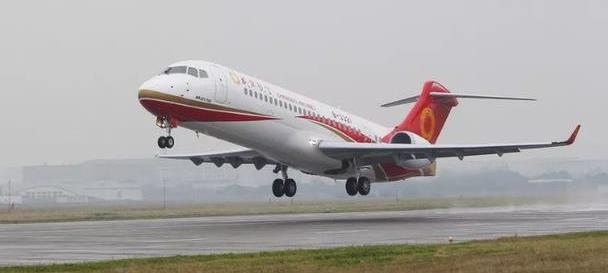 中国商飞ARJ21:我国第一次完全自主设计并组装制造的支线飞机