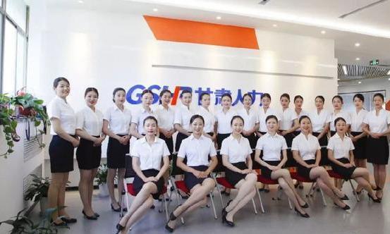 2019年甘肃人力第二期兰州铁路局乘务员定向职业培训班学员启程