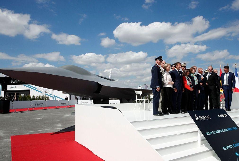 巴黎国际航空展开幕:美国波音首日订单量为0,各厂大秀飞机技术