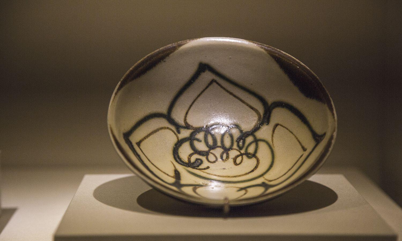 实拍国博丝路文物展,海上丝绸之路——中国篇