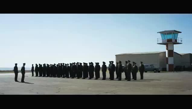 波兰维和部队入驻非洲, 条件简陋自立更生, 一部精彩的好莱坞大片