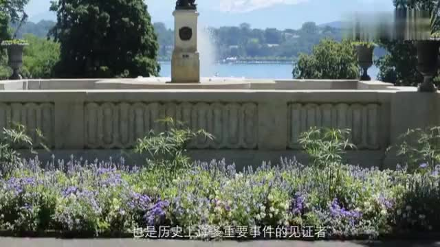 旅行在瑞士日内瓦 城市景观和自然风光完美结合在一起!