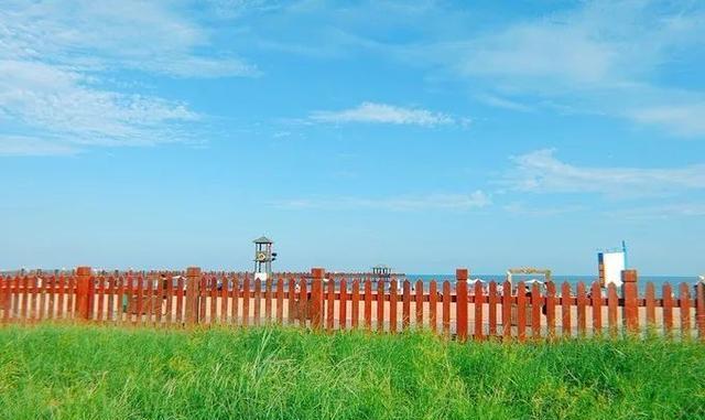 暑假期间,我来到了河北省秦皇岛。