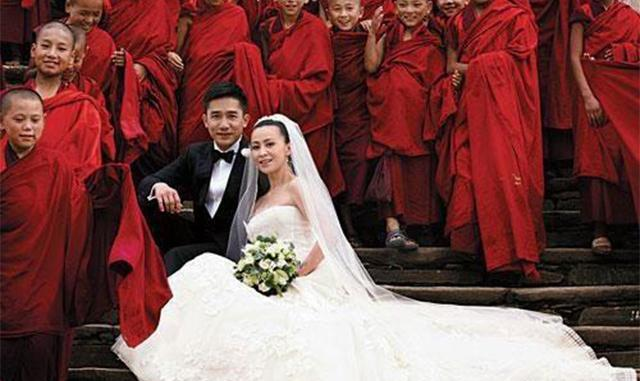 优蒂豪 刘嘉玲谈爱情观:女孩,你应该给自己一场婚礼