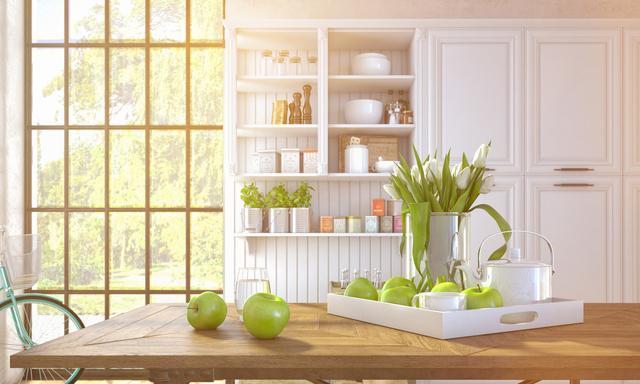 """厨房油烟大?养上这""""4种植物"""",吸油烟、净空气,家人更健康"""