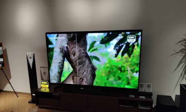 三星65吋8K OLED电视半价促销 手机产品停止在中国生产