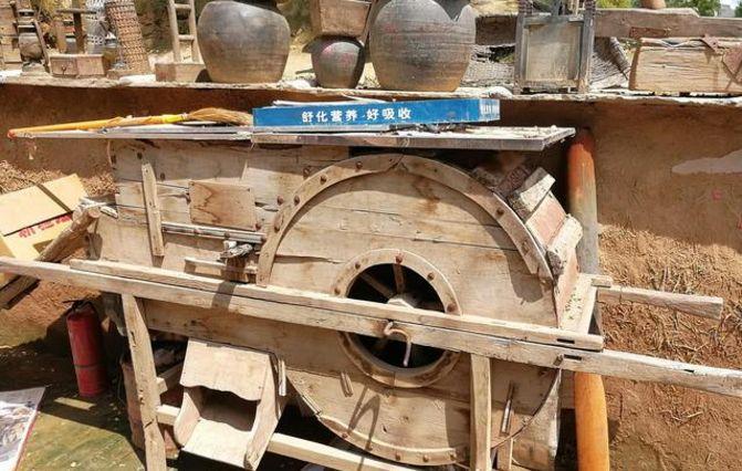 老物件:图1结构十分复杂的风车,图6中国传统木工行业最常用工具
