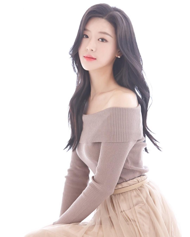 韩国美女模特,甜美精致,清丽佳人,精选合辑13张