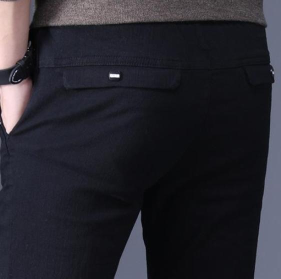 """上海""""工装裤""""一出,牛仔裤再见了,不褶不皱不沾灰,霸气特有味"""