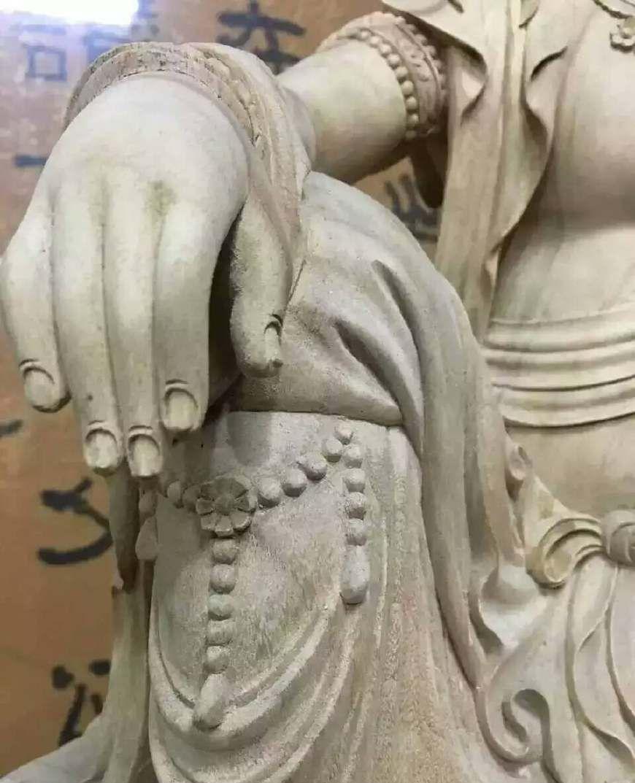 全方位无死角展示莆田佛像木雕