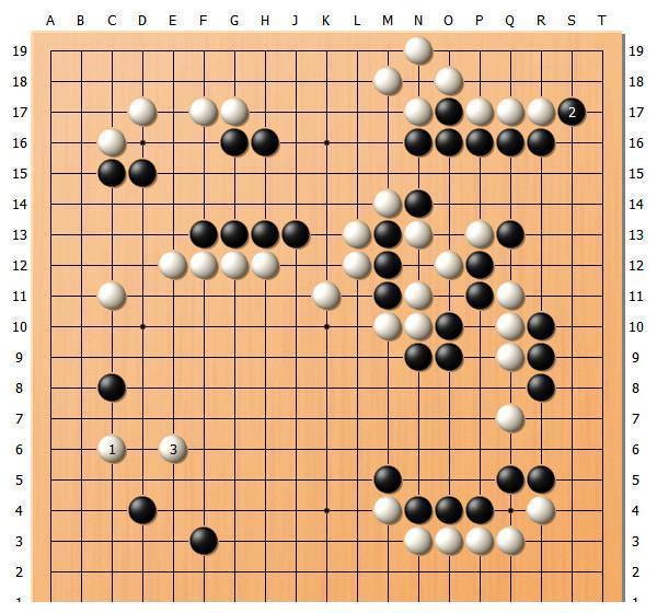 2020年,日本围棋依然绝不能让这个男人占据主动