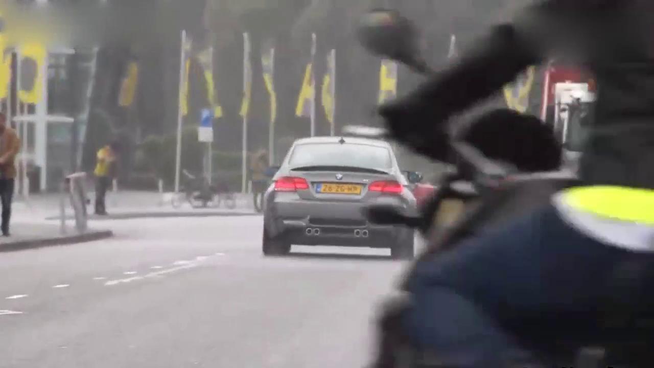 德系竞争 搭载V8引擎的性能车声浪对比