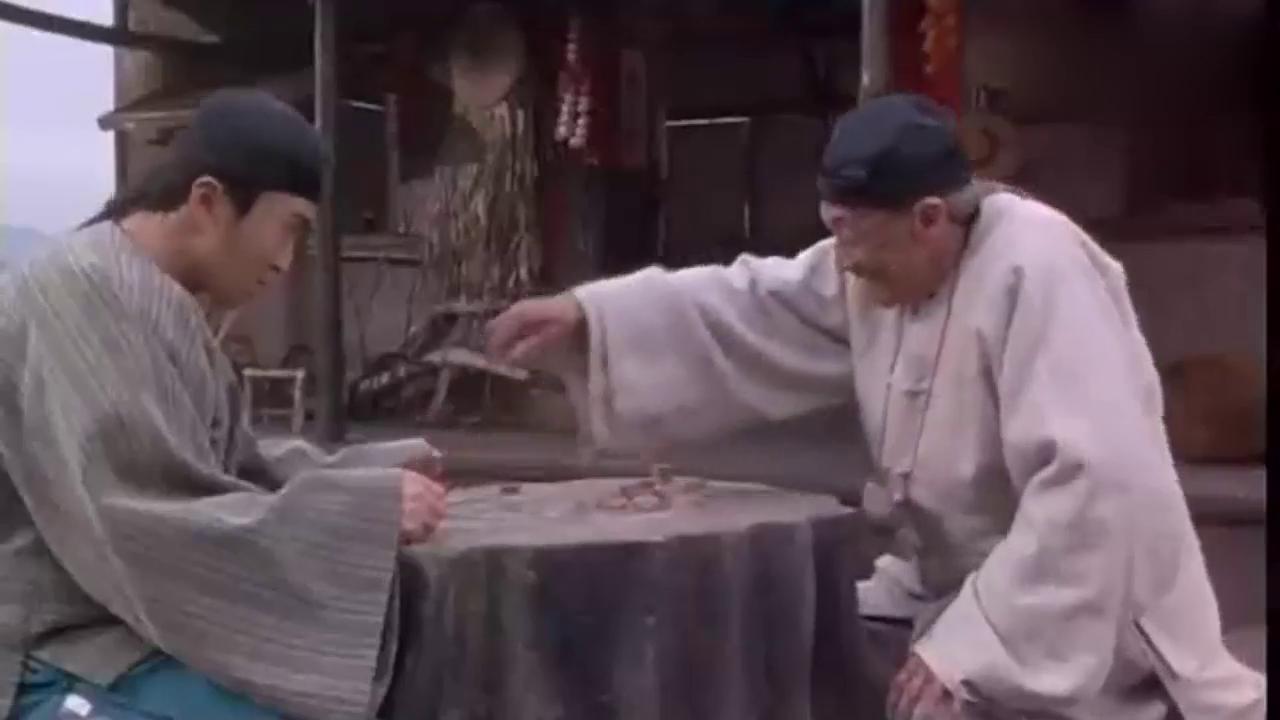 《九品芝麻官》他80岁做星爷的配角, 却成就了这段经典语录