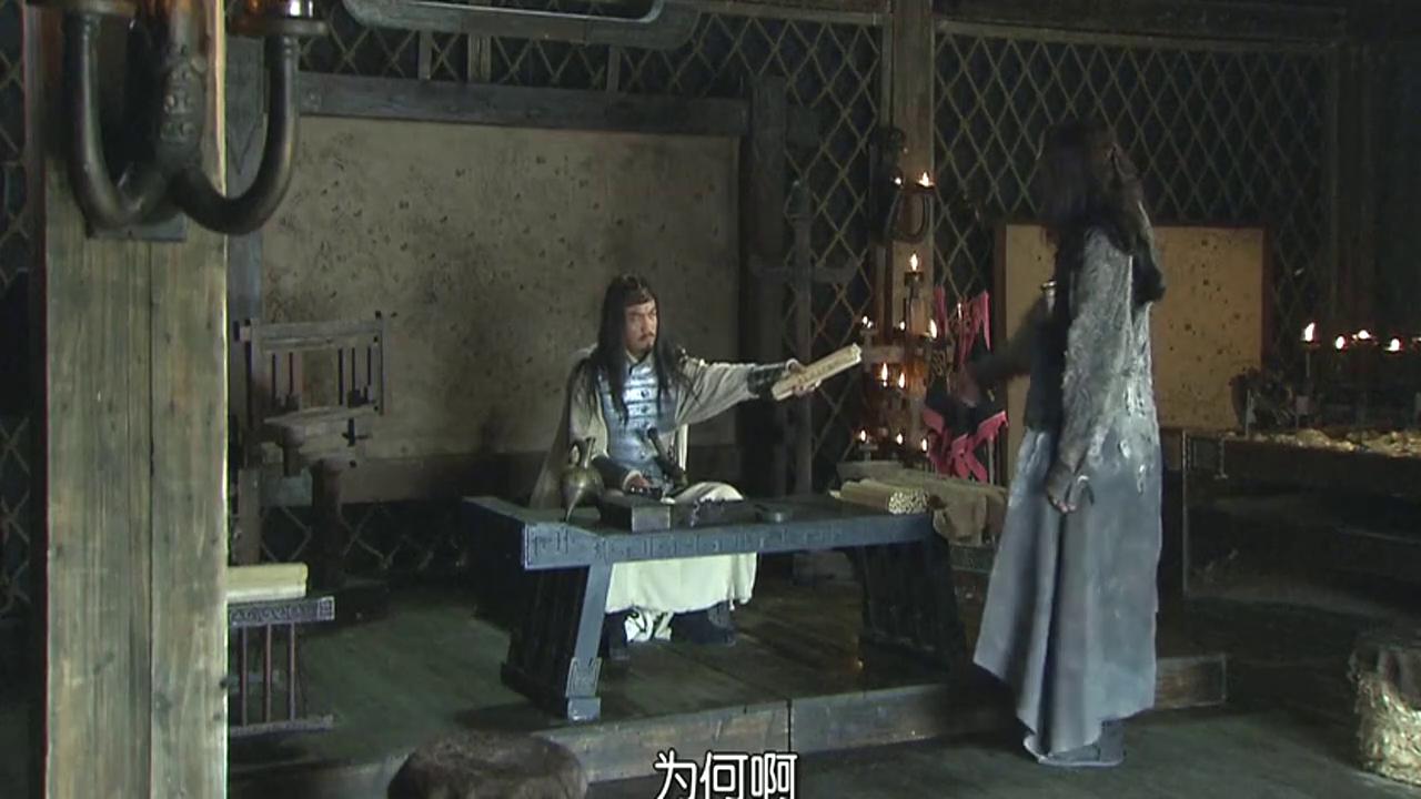 马超收到了张鲁的军报,希望他能撤军!