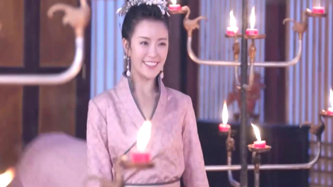 《萌妻食神》瑶瑶在古代过流行的结婚周年纪念日,比现代都浪漫