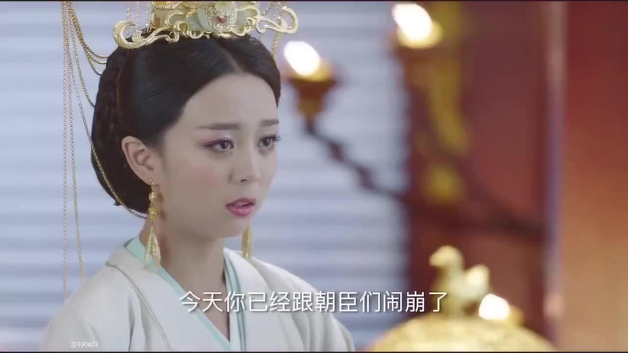 独孤天下丽华不愧是般若的女儿敢打皇上耳光贼霸气有没有