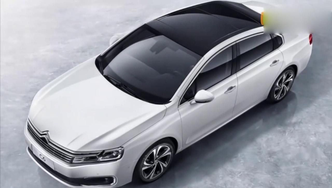 视频:静态观赏雪铁龙C6,一款值得拥有的好车!