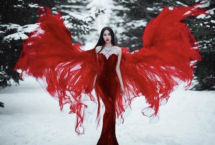 """俄罗斯摄影师用这一招让美女都变成了""""维多利亚秘密""""的主角"""