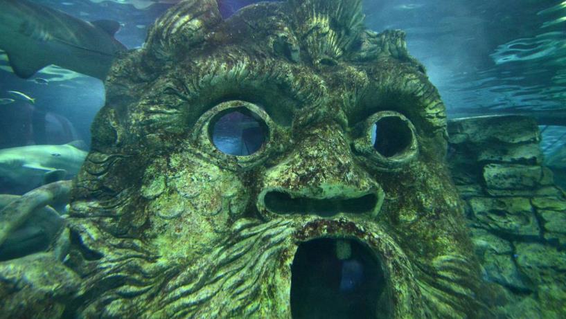 海底九万米有多恐怖?亿级水压