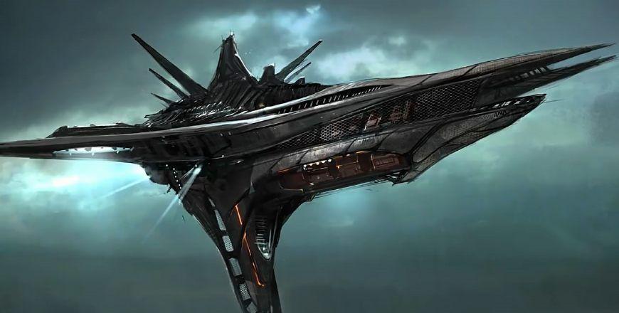 《星际公民》一天众筹100万美元,官方展示炫酷飞船!