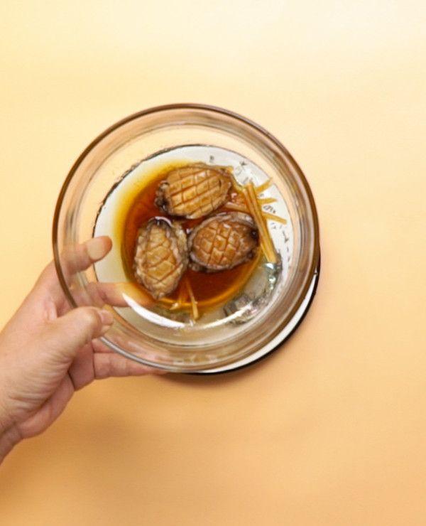 青岛特色鲍鱼:巨补帝王的v特色美食,你吃过?身体蟹做图片