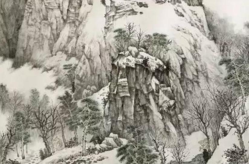 著名画家艺术名家张建新,中国山水画,国际书画艺术作品赏析!