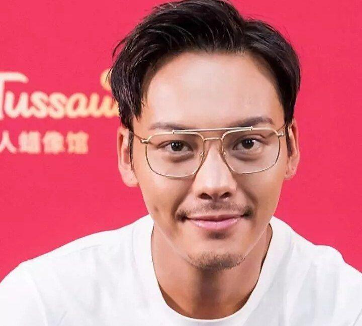 陈伟霆蜡像作为北京杜莎首位梦想音乐大使7月5日揭幕