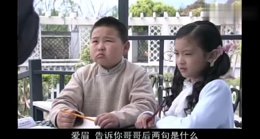 老师教富千金读书多少遍都学不会,穷女孩只听一遍却能流利背出
