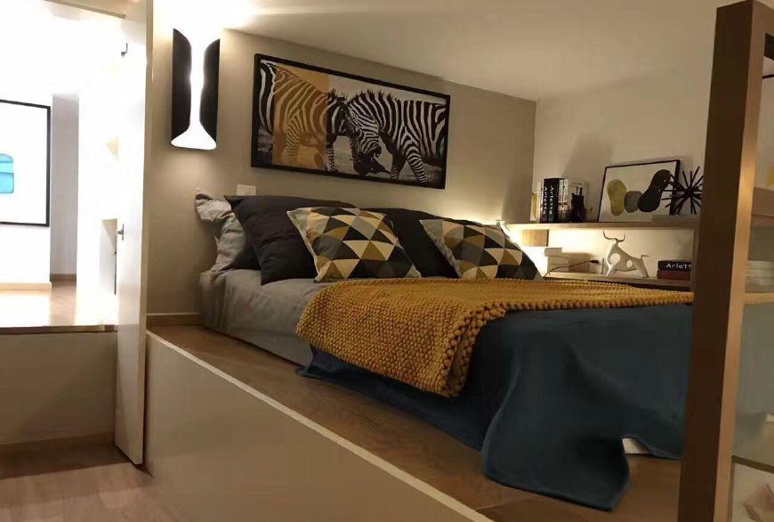 商住公寓这么装,个性时尚,典雅舒适!
