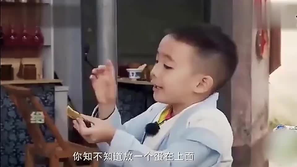 吴尊儿子不会汉语狂飙英文要食物沙溢完全懵了Jasper帮忙翻译