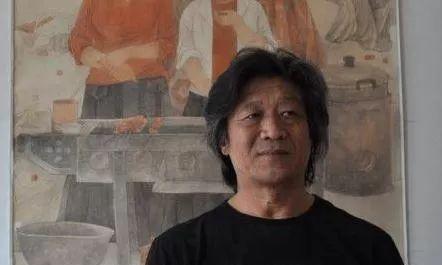 【理合名人】中国美术家协会会员——林玉祥