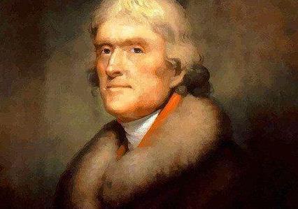 人物(53)——杰斐逊 他让美国领土翻番,却最没名气?