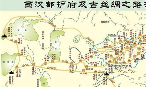 古丝路之谜:中亚至伊朗高原为什么冒险走荒漠却不走里海南岸绿洲