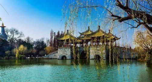 这是江苏长江经济带重要组成部分,还是旅游的好去处,值得一去
