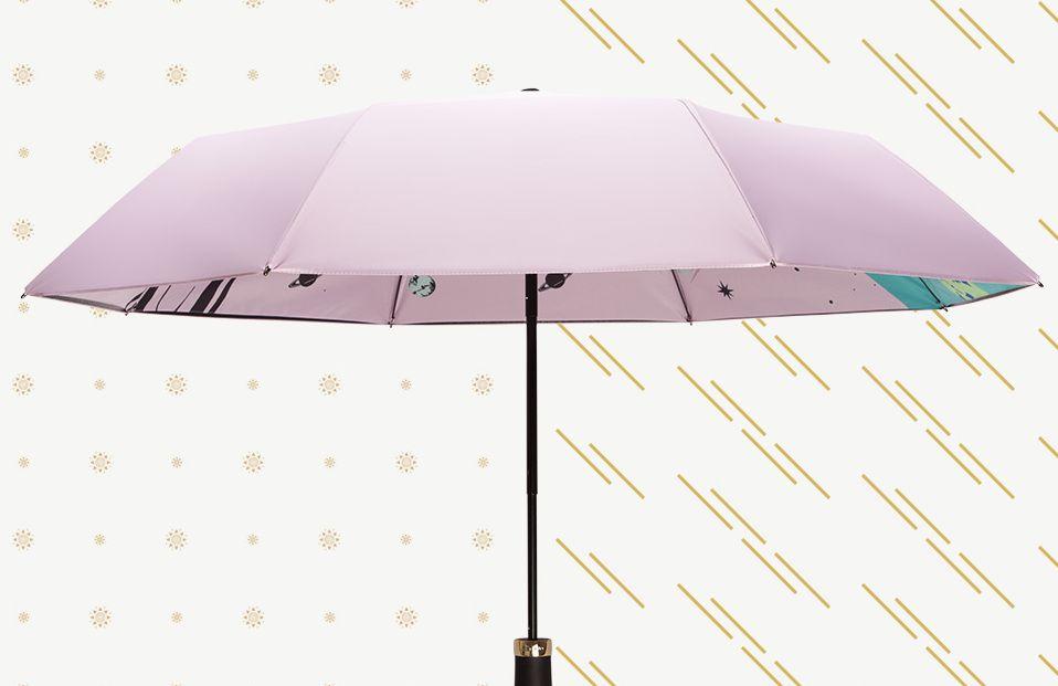 趣味测试:你最喜欢哪一把遮阳伞?测深爱你的人是谁?
