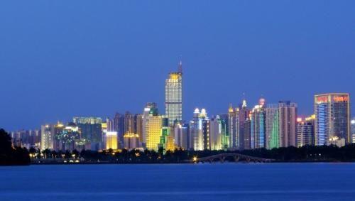 广西省发展潜力最大城市,不是桂林也不是南宁!是你家乡吗?
